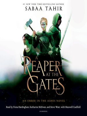 cover image of A Reaper at the Gates